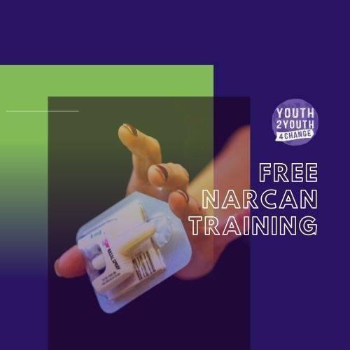 Free Narcan Training April 19th at 6pm